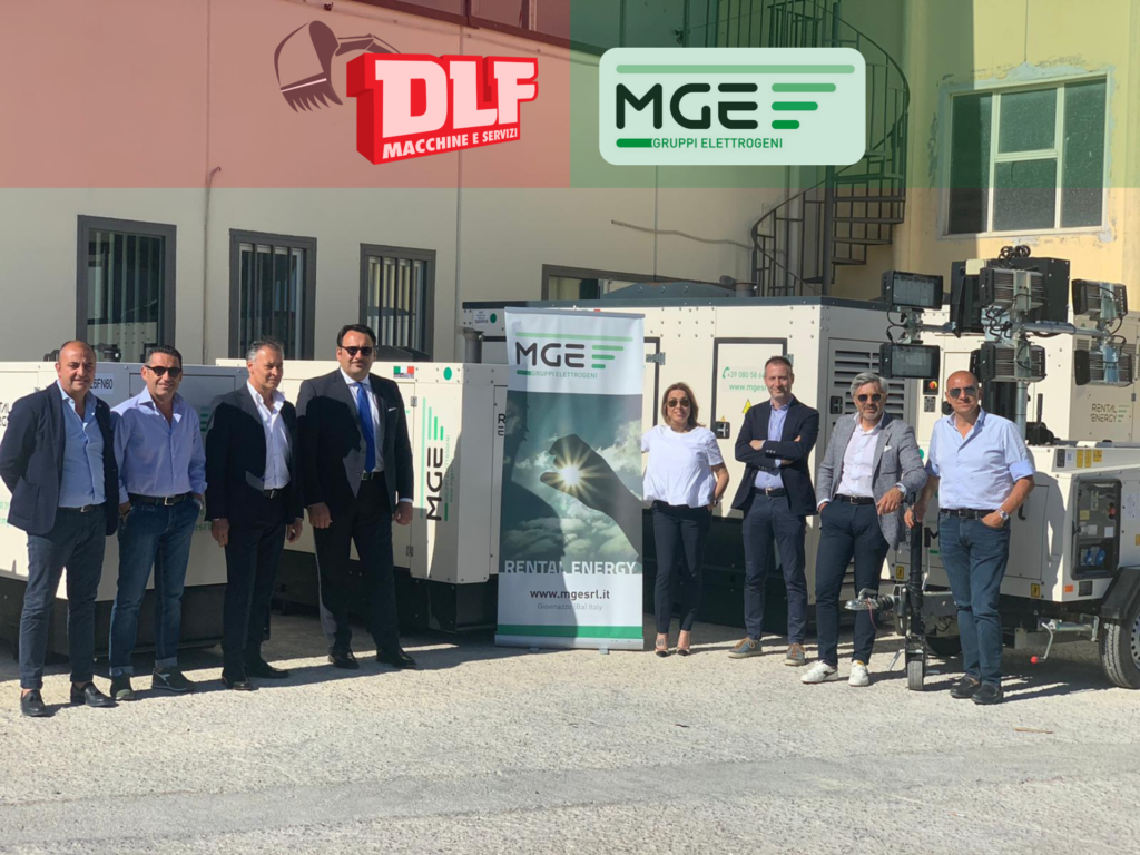 MGE e Dlf accordo commerciale